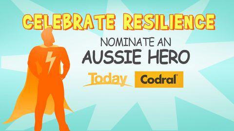 Nominate a hero - codral