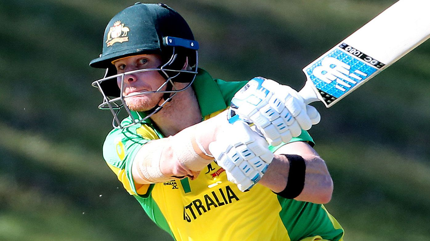 Steve Smith in the runs as Aussies beat West Indies in World Cup warm-up match