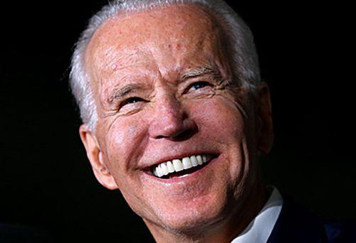 Presidential candidate Joe Biden (Getty)