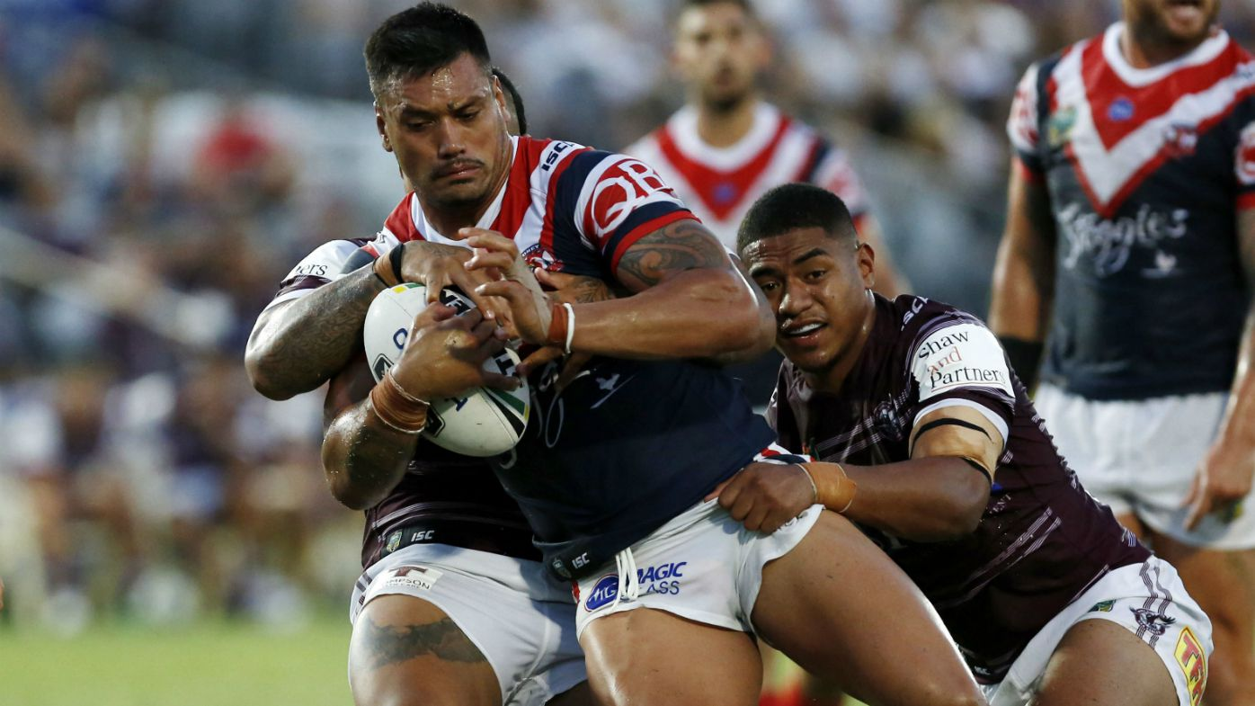 Roosters v Sea Eagles