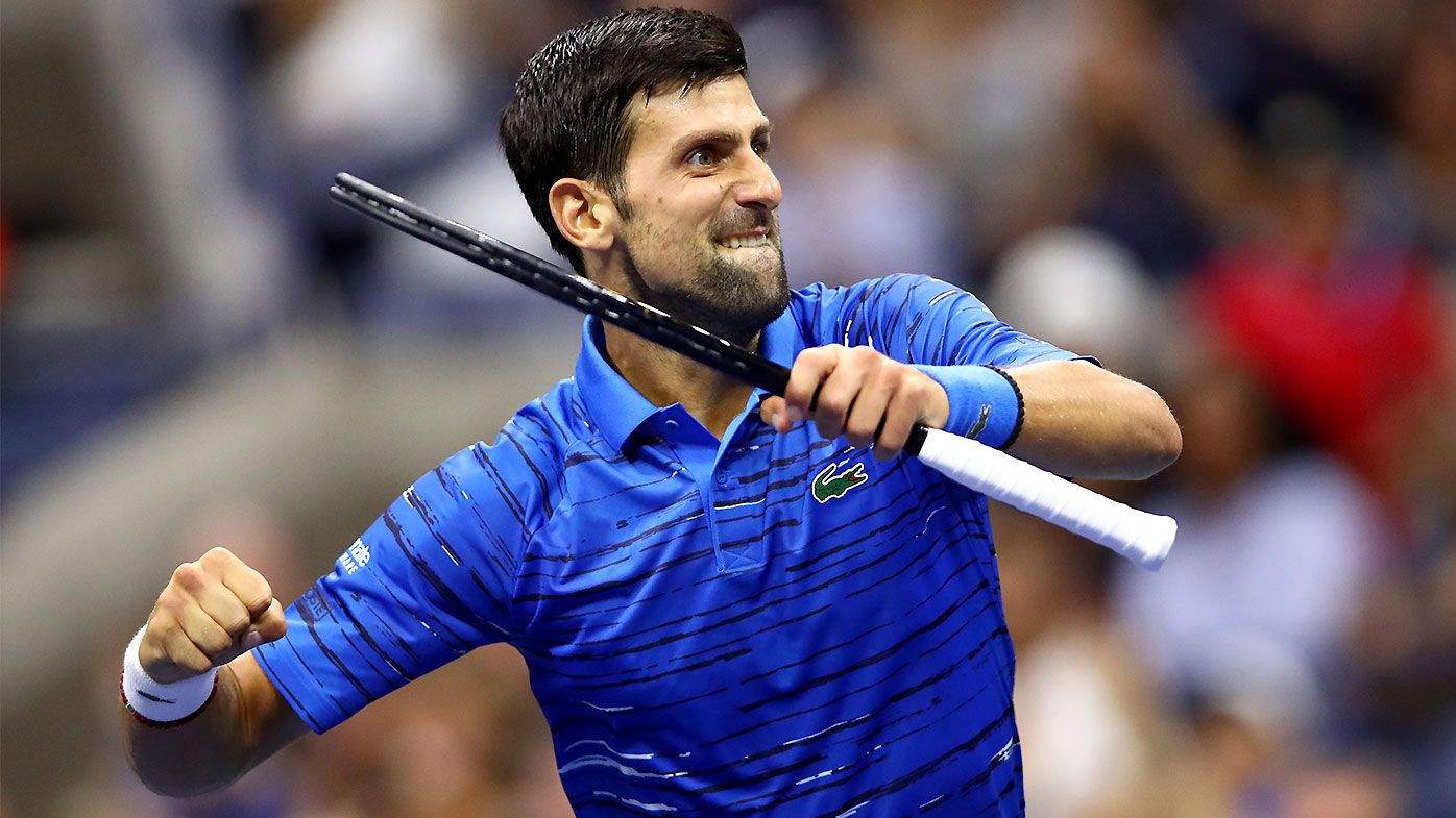Novak Djokovic eases past Denis Shapovalov to win fifth Paris Masters title