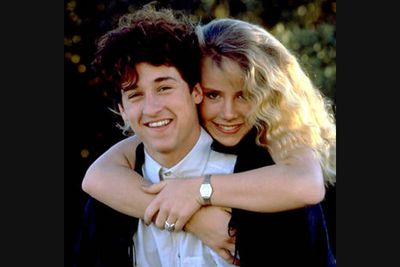 Patrick Dempsey was as cute as a button as a nerd who pays the cool girl (a cheerleader, of course) $1000 for a bit of old-fashioned social acceptance by the 'in crowd'.