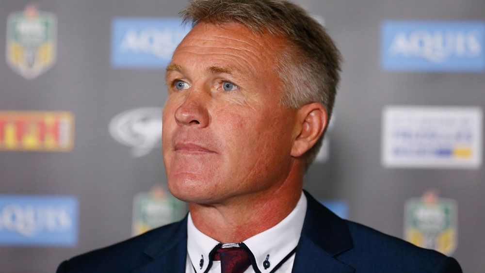 NRL news: Gold Coast coach Garth Brennan defends Titans' NRL staff choices