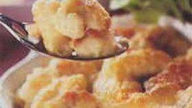 Baked Gnocchi Carbonara
