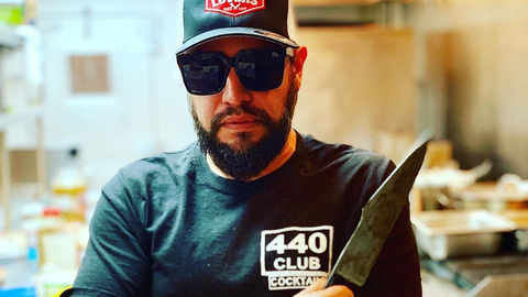 Carl Ruiz, celebrity chef, dies