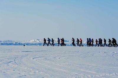 <strong>North Pole Marathon</strong>