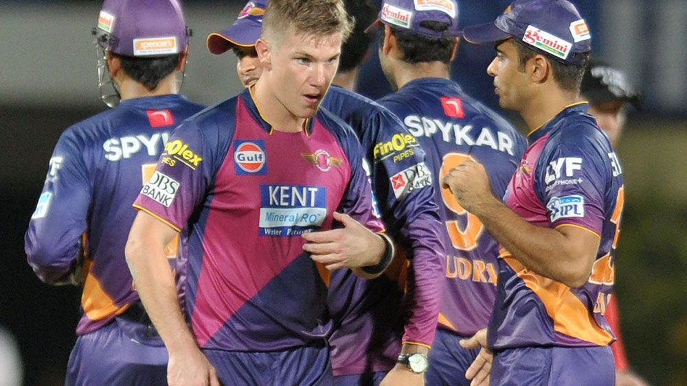 Zampa's six-wicket IPL haul all in vain