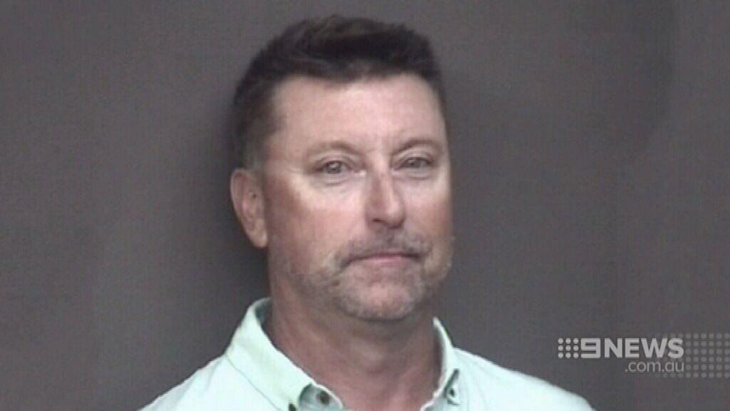 Golfer denies incident