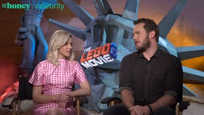 Chris Pratt and Elizabeth Banks share parenting hack, talk joys of never growing up