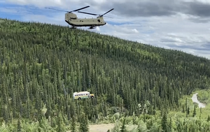 Hiker's sister learnt 'Into The Wild' bus had been moved by military via phone call
