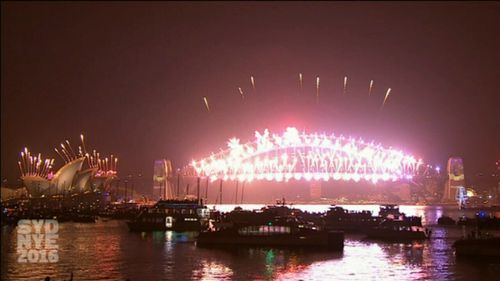 Aussies aren't backing down on celebrating NYE.