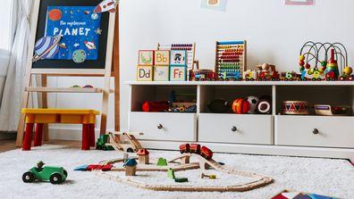 Playroom design and decor ideas and inspiration