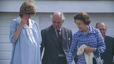 Royal pregnancies: Princess Diana