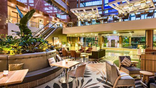 The Grand Millennium Hotel in Auckland.