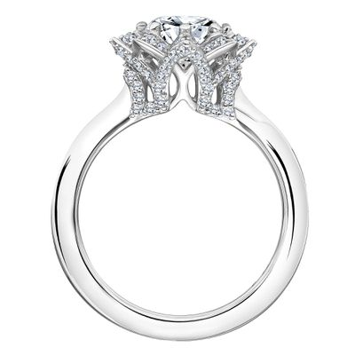 <p>All styles come in 18-karat white gold, yellow gold, and platinum. </p>