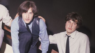 Ray and Dave Davies