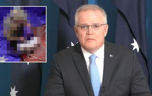 Chinese Embassy slams Australia's complaints over doctored image as 'absolutely unacceptable'