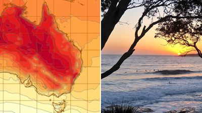 NSW residents warned to 'stay inside' with state tipped to melt