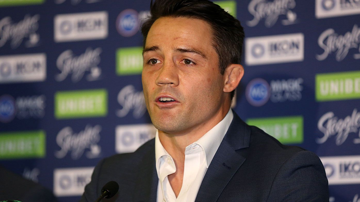 Roosters coach Trent Robinson highlights Cooper Cronk's incredible legacy