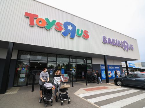 Toys R Us and Babies R Us will be wound down, with gift card holders given until July 5 to use their vouchers. Picture: Getty
