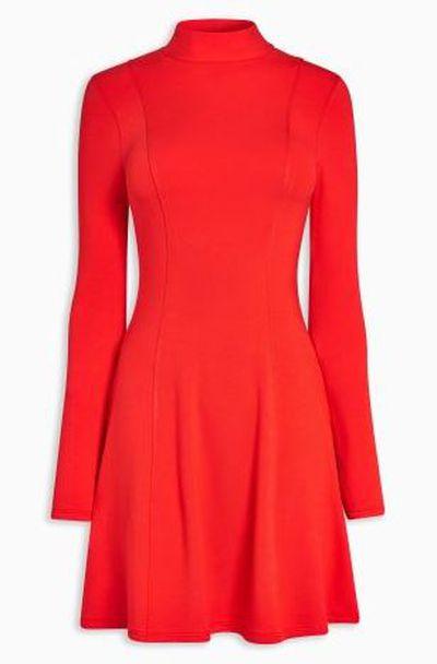 """<a href=""""http://www.next.com.au/en/xo32146s11#172941"""" target=""""_blank"""">Next Red High Neck Dress, $35.</a>"""