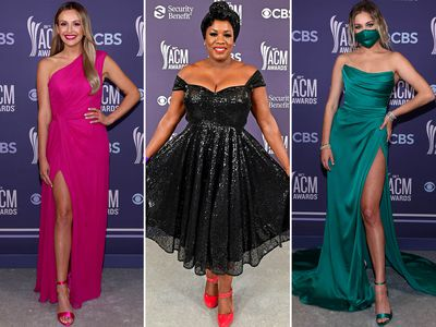 The best of the Country Music Awards red carpet