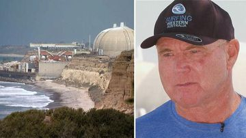 Aussie surfer leads the charge to protect Californian coast from nuclear waste