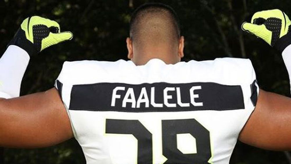 Aussie giant Daniel Faalele makes surprise college choice with University of Minnesota