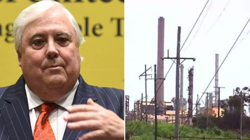Clive Palmer signals he will sue former Queensland Nickel administrators for $1.2b