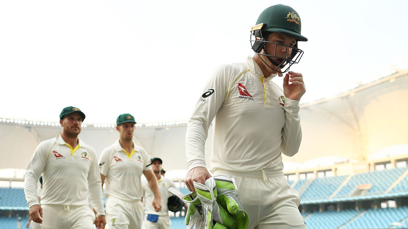 Aussies lament another Asian Test collapse after giving up 10 for 60
