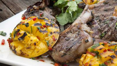 "Recipe: <a href=""https://kitchen.nine.com.au/2018/01/11/11/02/barbecue-mango-cheeks"" target=""_top"">Barbecue mango cheeks&nbsp;</a>"