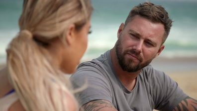 Cathy and Josh Married At first Sight MAFS 2020
