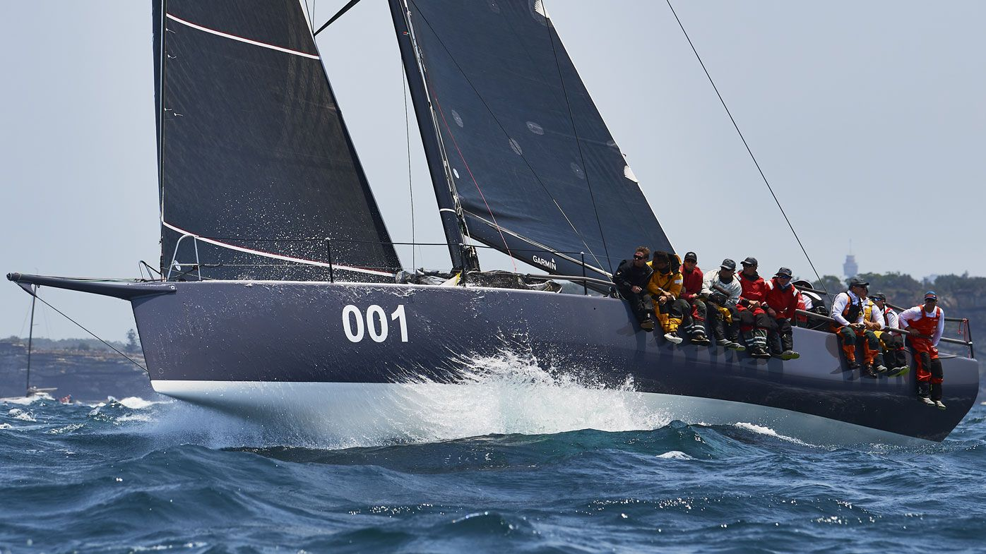 Ichi Ban claims overall Sydney-Hobart win, second handicap victory in three years