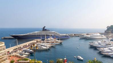 World's largest yacht, Somnio