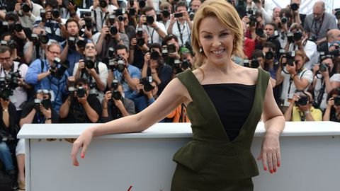 Kylie Minogue says her acting career has been 'disastrous'