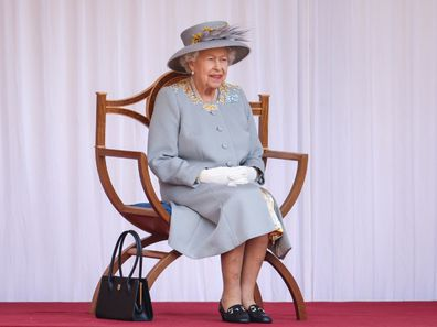 The Queen marks her 95th birthday at Trooping the Colour.