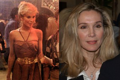 She was blonder and taller than Baby, but she didn't get Johnny in the end! Cynthia's '80s film repertoire includes dance movies <i>Flashdance</i> and <i>Staying Alive</i>. After a brief pop music career fronting the band Animotion, Cynthia appeared in the Richard Marx music clip 'Don't Mean Nothing'. They married in 1989 and have three sons.