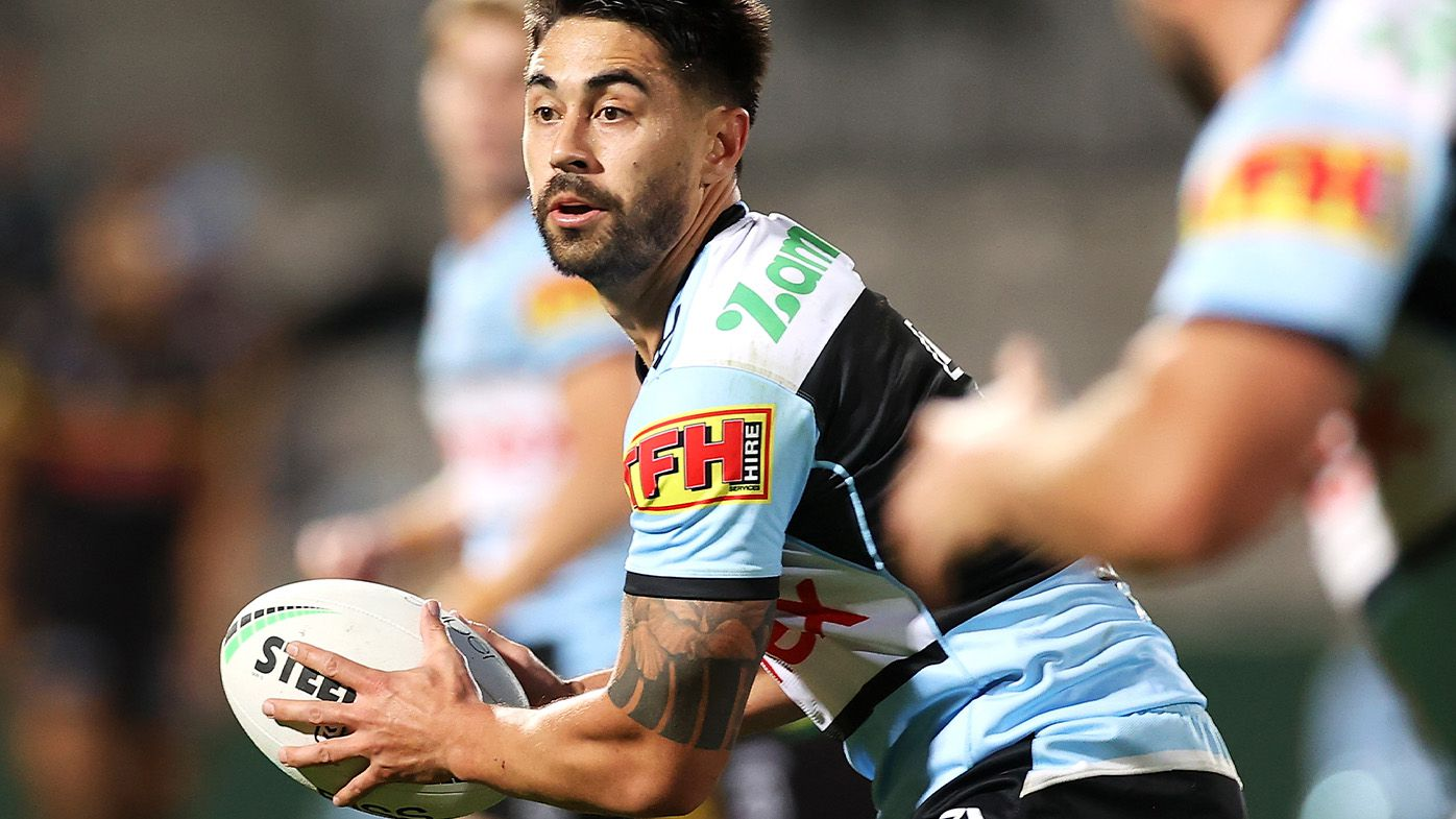Shaun Johnson signs two-year deal to return to New Zealand Warriors