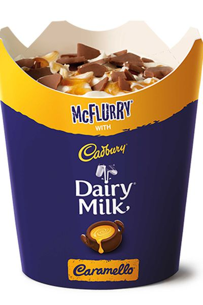Macca's debut new McFlurry flavour