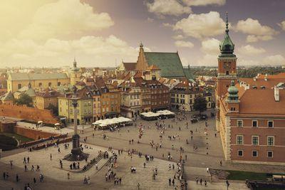 3. Warsaw, Poland