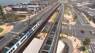 Government confirms it will build 'noisy nightmare' sky rail