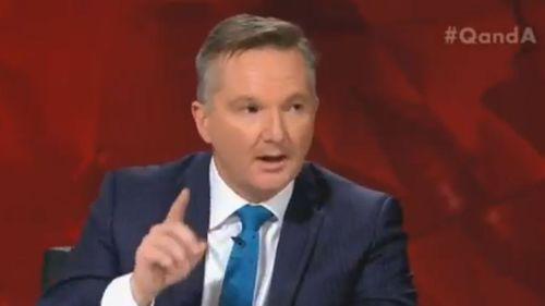 "Shadow Treasurer Chris Bowen said Labor will not introduce a ""death tax""."