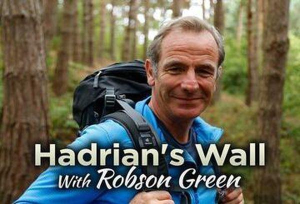 Robson Green: Walking Hadrian's Wall