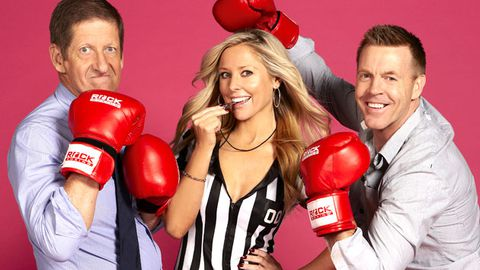 It's a Knockout returning to TV
