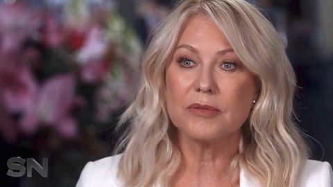 Kerri-Anne Kennerley reveals how she almost shot her first husband