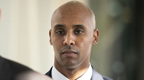 Mohamed Noor sentenced to 12.5 years in prison
