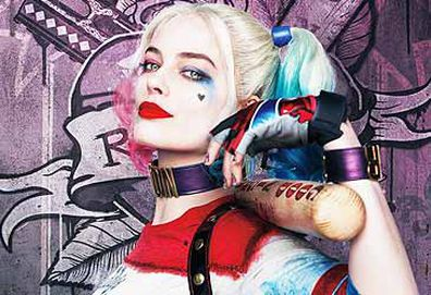 Margot Robbie as Harley Quinn in Suicide Squad (Warner Bros)