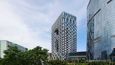 Crazy $1.1 billion Zaha Hadid-designed Morpheus resort opens in Macau