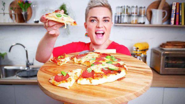 Jane de Graaff's no-fail pizza dough recipe