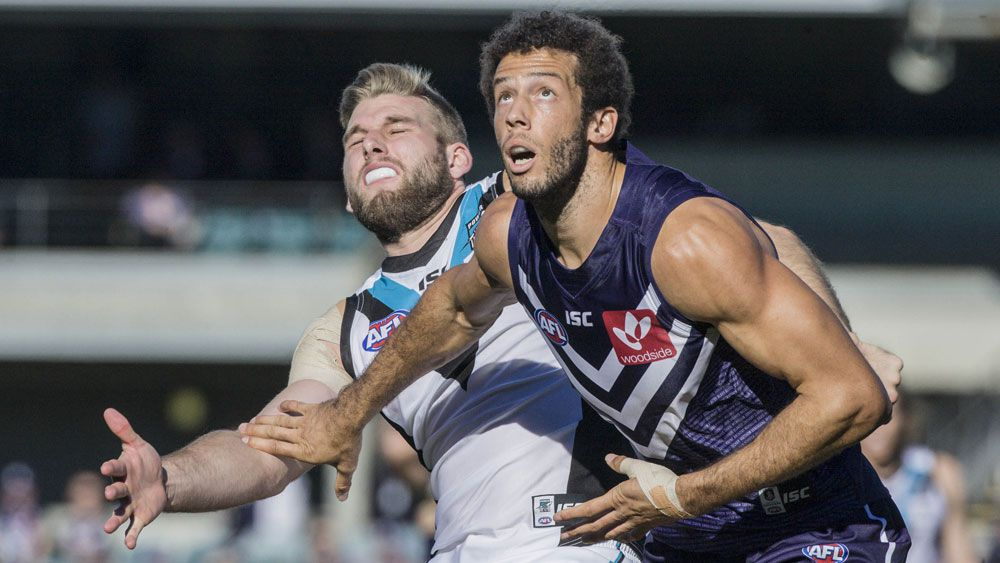 Hinkley slams Power after AFL loss to Freo